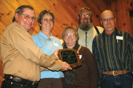 Leckenby and Larson Pioneer Awards