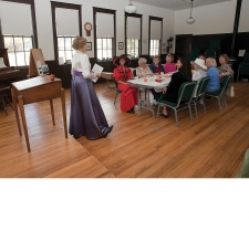 Tour the Historic Mesa Schoolhouse