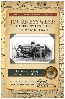 Journeys West: Pioneer Tales from the Wagon Trail