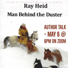 Author Talk with Ray Heid