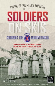 10th Mountain Division Exhibit Opening