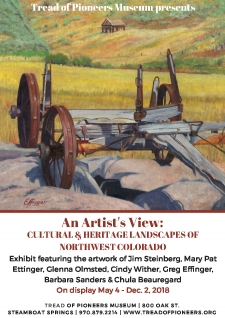 An Artist�s View: Cultural and Heritage Landscapes of Northwest Colorado