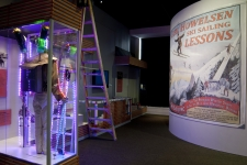 Steamboat Springs Exhibit at the New History Colorado Center in Denver
