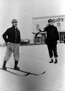 �The History and Skiing in Colorado� with Professor Duane Vandenbusche