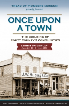 Once Upon a Town: The Building of Routt County�s Communities